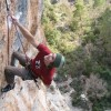 Chris Sharma Sends &lsquo;Golpe De Estado&rsquo; (5.15b?) In Siurana